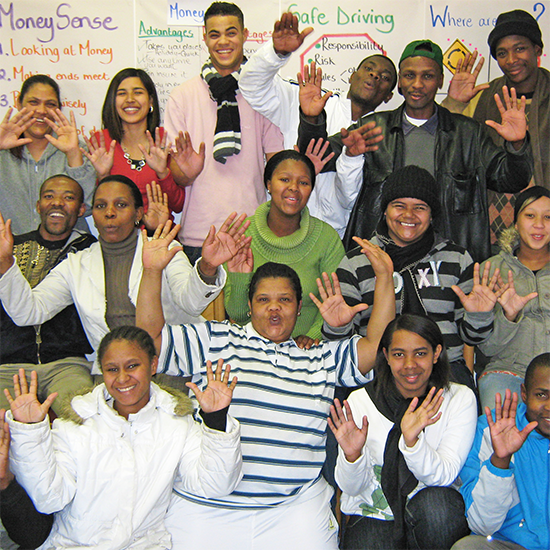 My hands can make difference - Conflict resolution workshop